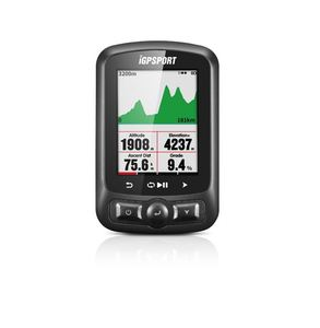 Image 2 - New IGPSPORT ANT+ GPS IGS618 Bike Bluetooth Wireless Stopwatch Speedometer Waterproof IPX7 Cycling Bicycle Speedometer Computer