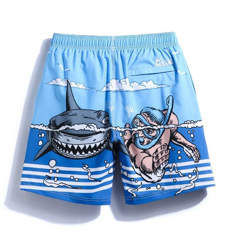 7e05cba0ef3 Mens sexy beach shorts hawaiian swimming trunks men board shorts mesh net beach  surf sweat quick dry plus size plavky swimwear-in Surfing   Beach Shorts ...
