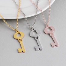 цены на Hollow bear love heart key necklace love heart lock unique symbol key necklace love unlocking tool animal key necklace jewelry  в интернет-магазинах