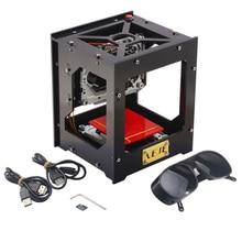 1000mW cnc router Automatic DIY laser cutter laser engraver cnc laser engraving machine USB Off line