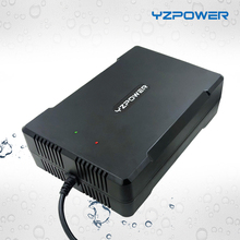 YZPOWER มาใหม่กันน้ำ 42V 8A 7A 6A แบตเตอรี่ลิเธียม Charger Adapter สำหรับ 36V Li Ion LiPo แบตเตอรี่เครื่องมือไฟฟ้า