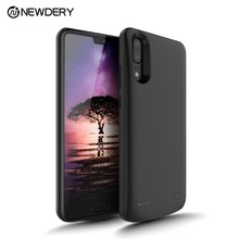 Newdery 2018 newest charging battery case 3600mAh for Huawei P20 power case cover 6000mAh power bank for Huawei P20 pro