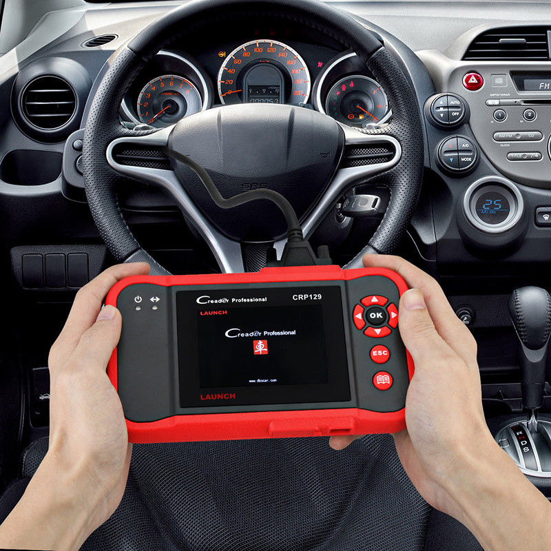Image 2 - LAUNCH CRP129 Scanner Automotivo obd2 OBD obd 2 Car Code Reader Scan Tool Pro 2018 Launch X431 VIII Auto OBDII Diagnostic Tool-in Code Readers & Scan Tools from Automobiles & Motorcycles