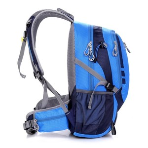 Image 3 - Водонепроницаемый нейлоновый рюкзак для верховой езды для мужчин и женщин, Спортивная уличная сумка для горных и дорожных велосипедов, ранец 25 л