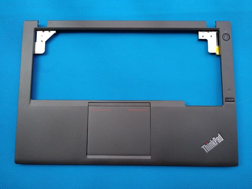 New Original pour Lenovo ThinkPad X240 X240i X250 X250I Repose-poignets Majuscules avec L'empreinte Digitale Touchpad 04X5180 00HT392