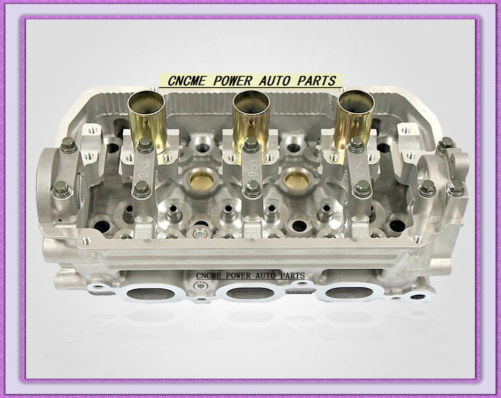 F6A Engine Cylinder Head For SUZUKI Carry pick-up <font><b>660CC</b></font> 0.7L Petrol L3 SOHC 12V 1990- 11100-71G01 1110071G01 11100 71G01 image