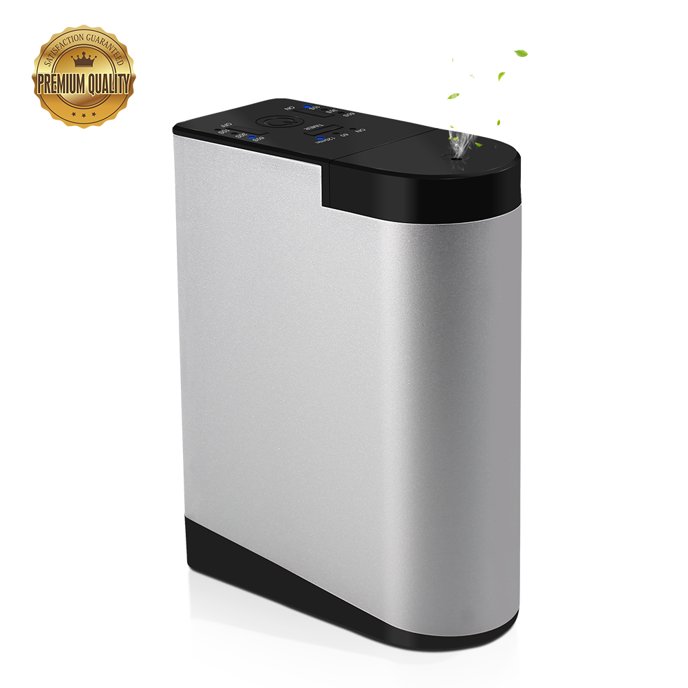 Waterless Wireless Portable Rechargeable Nebulizer Essential Oil Diffuser