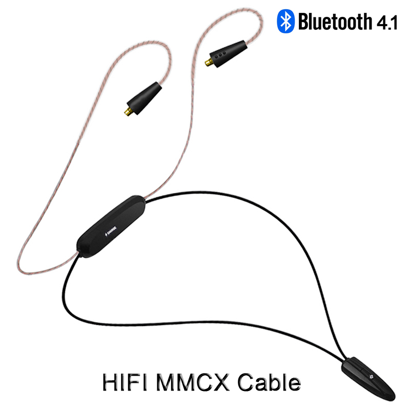 NICEHCK HB1 Wireless Bluetooth 4.1 HIFI Earphone MMCX Cable Support Apt-X Aptx Lossless For SE846 MaGaosi K5 NICEHCK EBX M6 N3NICEHCK HB1 Wireless Bluetooth 4.1 HIFI Earphone MMCX Cable Support Apt-X Aptx Lossless For SE846 MaGaosi K5 NICEHCK EBX M6 N3