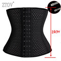 ZTOV 28CM Slimming Body Waist 4 Steel Bone Waist Trainer Cincher maternity Women postpartum Belt Lose Weight Training Corsets