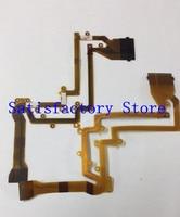 2 pçs/nova dobradiça lcd girar eixo cabo flexível para pansonic HC V100 HC V110 HC V130 HC V210 v100 v110 v130 v210 câmera de vídeo|Módulos da câmera| |  -