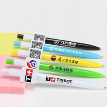 plastic uv led printer High definition uv ball pen printer with uv led