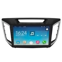2 Din android 6.1.1 voiture dvd gps lecteur de navigation multimédia de voiture radio audio vidéo joueurs Pour Hyundai IX25 CRETA 2014 2015 2016