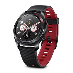Image 2 - Huawei relógio inteligente mágico com rastreador de fitness, tela colorida de amoled 1.2 hd, bluetooth, gps, monitor de frequência cardíaca para android/ios