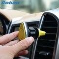 2017 air vent mount coche del sostenedor del teléfono móvil de coche universal auto magnética soporte para iphone samsung galaxy smartphone nexus5 5x lg4
