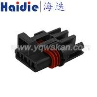 무료 배송 5sets 3pin 여성 15300003 자동 플라스틱 하우징 케이블 플러그 배선 하네스 커넥터 12040977