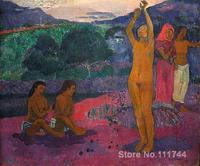 Paul Gauguin paintings of L Invocation modern impressionism art High quality Hand painted