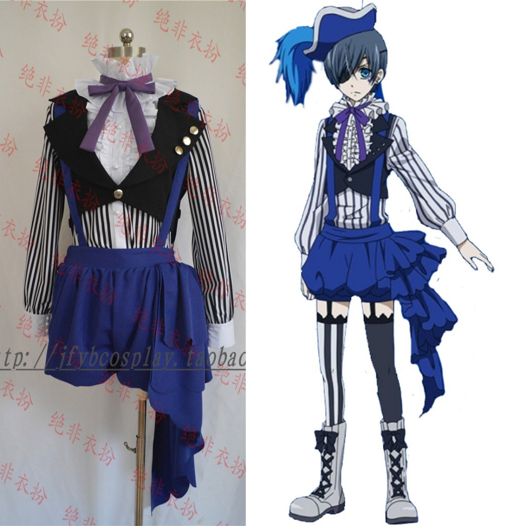 Compare Prices on Ciel Phantomhive Outfit- Online Shopping ...