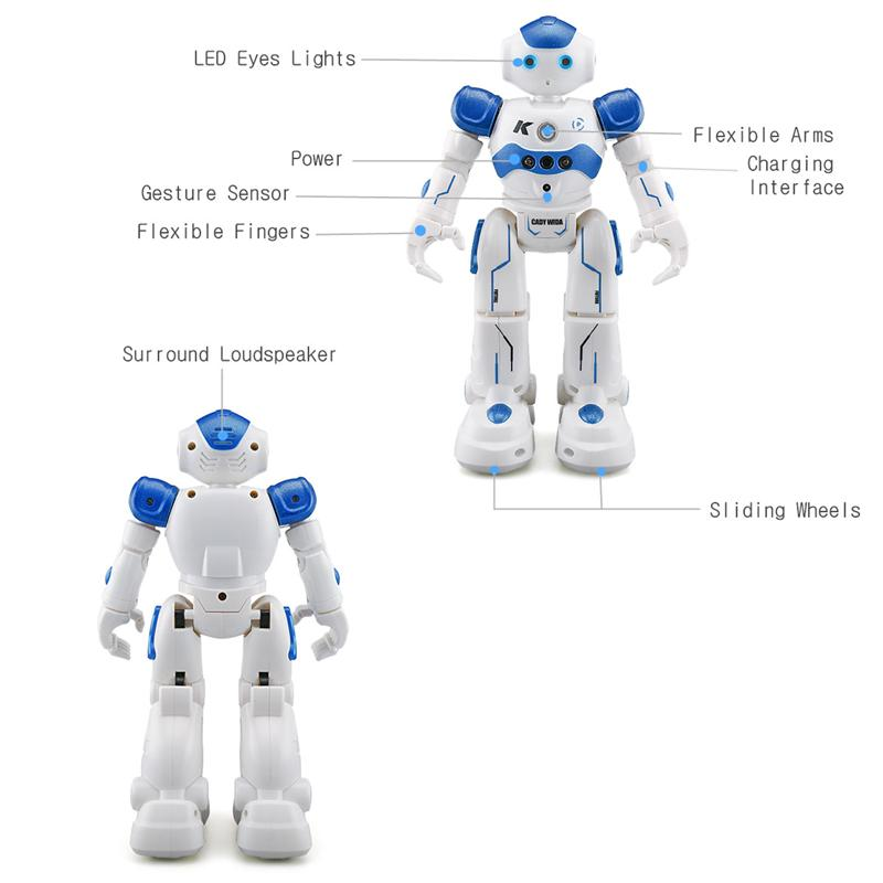 Robot - LEORY RC Robot Intelligent Programming Remote Control
