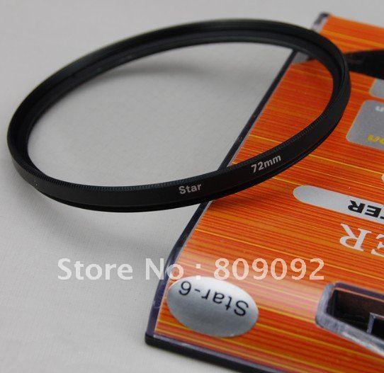 Фильтр объектива камеры GODOX 72 мм 6 точек 6PT