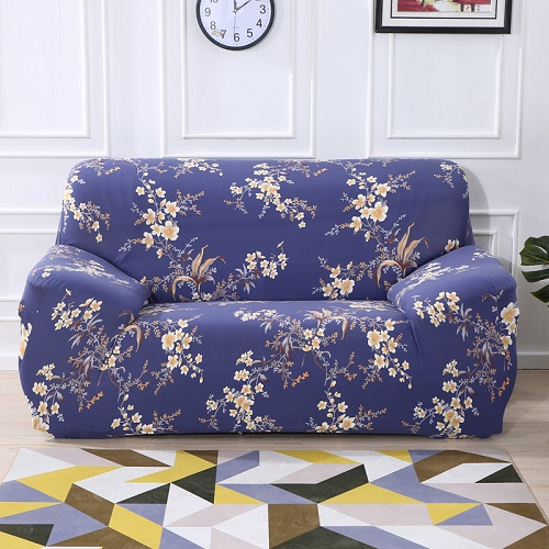 Groovy Floral Elastic Stretch Universal Sofa Covers Sectional Throw Couch Corner Cover Cases For Furniture Armchairs Protective Cover In Sofa Cover From Home Bralicious Painted Fabric Chair Ideas Braliciousco