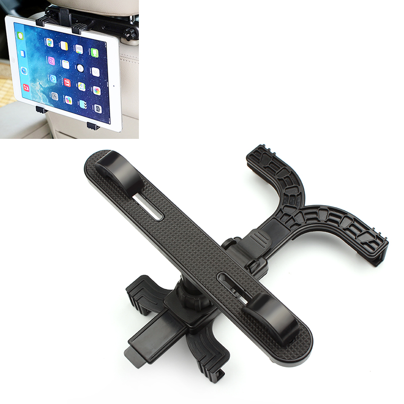 Car tablet holder bracket 7 13 inch 360 degree rotation for Stand auto