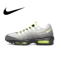 NIKE Air Max 95 OG Original Mens Running Shoes Mesh Breathable Sneakers For Men Shoes Sport Outdoor Footwear Designer 554970