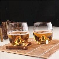 Whisky Tasse Handgefertigten Weinglas bleifreie Kristall Tasse Bar Ausländischen Wein Geist Glas, bier Schütteln Tasse spezial-förmigen Cocktail
