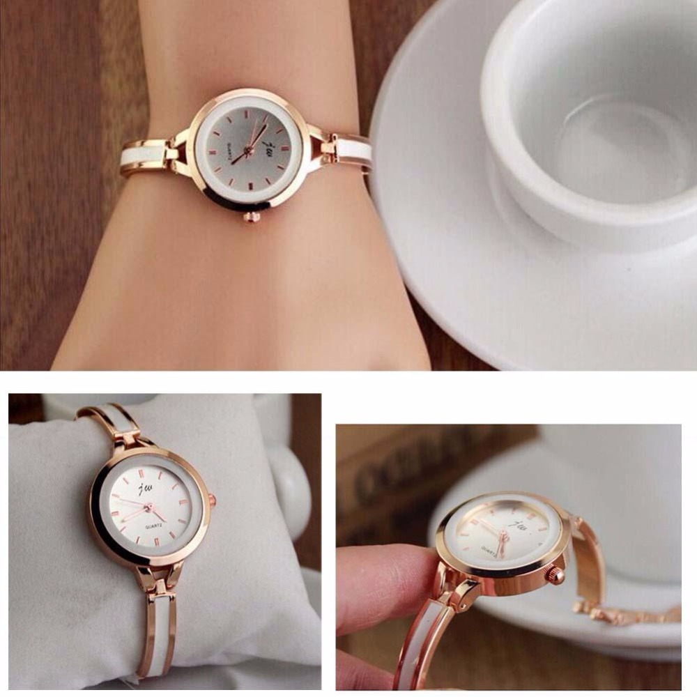 2016 festival Memorial Day gift women creative slim strap wristwatch brief design elegance fashion quartz lady watche Gold цена 2016