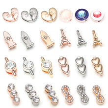 TOGORY модные очаровательные скользящие бусины из нержавеющей стали, сетчатый Браслет для женщин, подходит для браслетов Pandora, браслетов и украшений