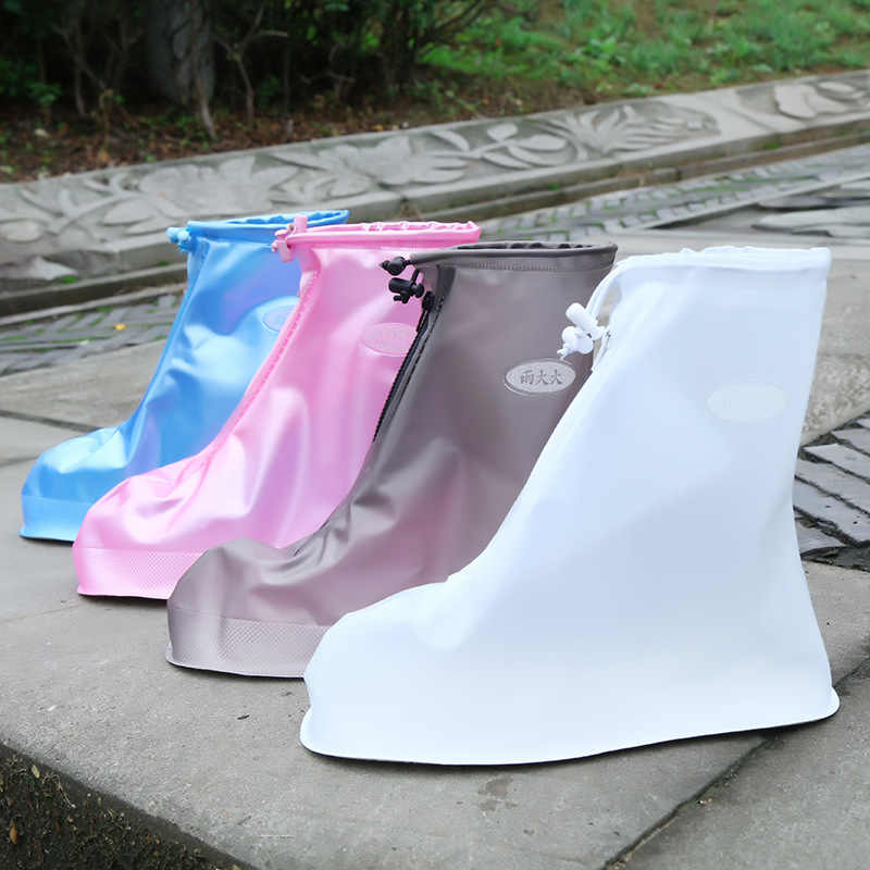 Yağmur çizmeleri Su Geçirmez Ayakkabı Kapakları ucuz ayakkabı Koruyucu Erkekler & Kadınlar kaymaz Açık Ayakkabı Kapağı