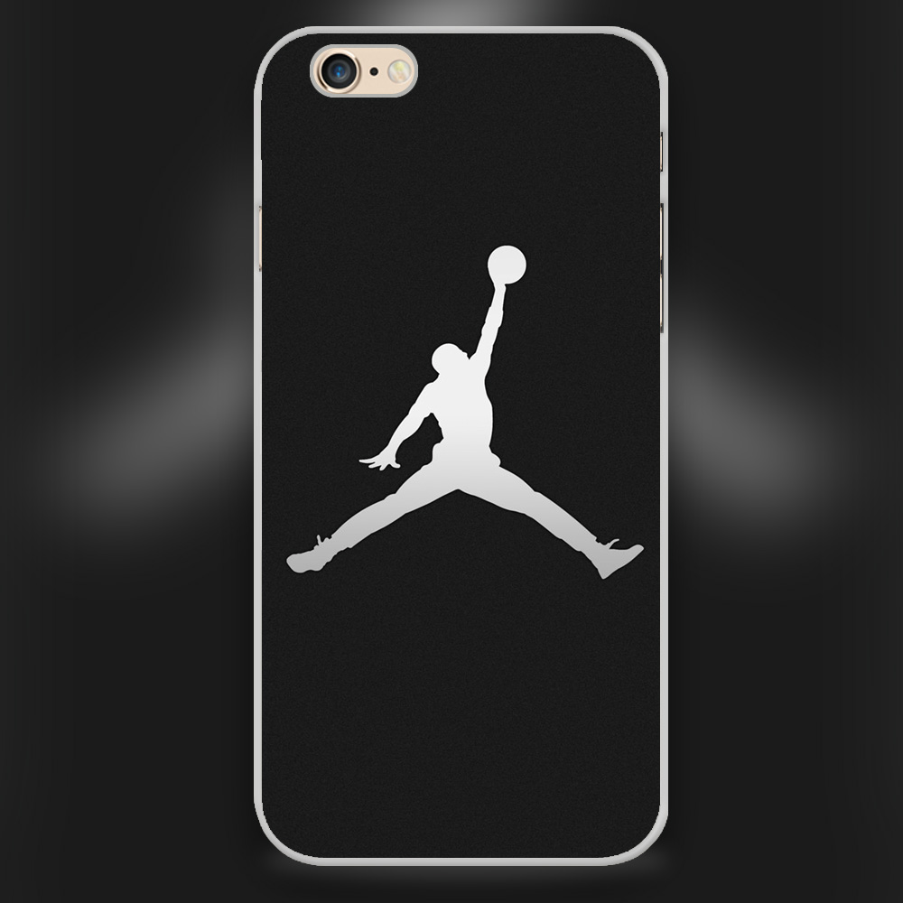 Super Star Air Jordan Michael Design case cover cell phone cases for Apple iphone 4 4s 5 5c 5s 6 6s 6plus hard shell
