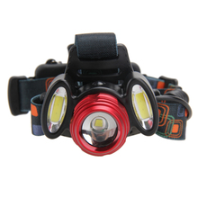 New Headlight 15000LM 3x XML T6 USB Rechargeable Headlamp HeadLight Torch Lamp For Cycling Outdoor Camping Fishing Travel Hiking