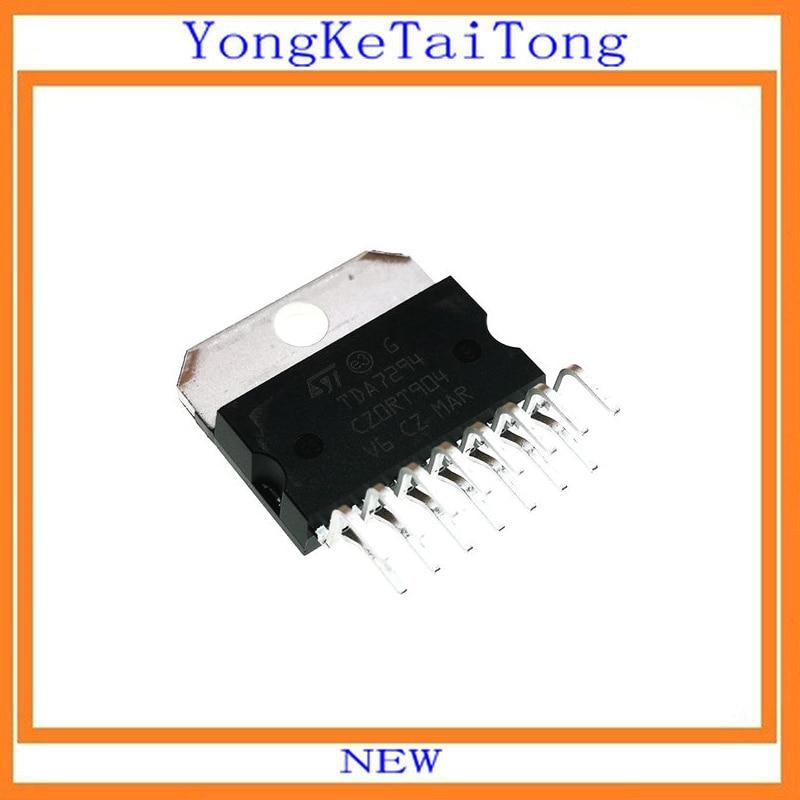 5PCS TDA7294 TDA7294V ZIP-15 Chip is 100/% Work of Good Quality IC