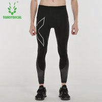 2018 Compression Cool Dry Sports Tights Pants Baselayer Running Leggings jogging Men Cool Dry Sports