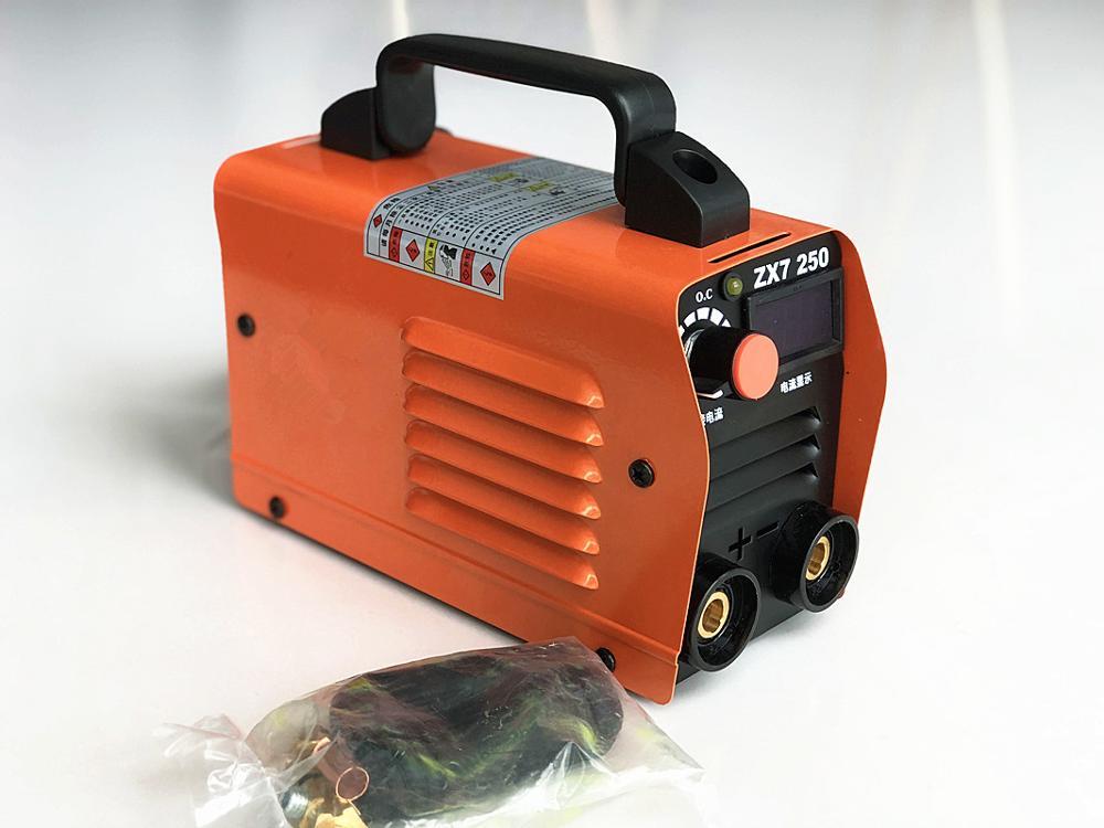 250A 220V Mini MMA spawacz maszyna do cięcia plazmowego maszyna do spawania łukowego pręt spawacz