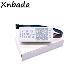 Image 5 - LedストリップライトコントローラSP105E/SP106E/SP107E/SP108E/SP110EためWS2812 SK6812 WS2811 WS2813 WS2815マジックledテープ