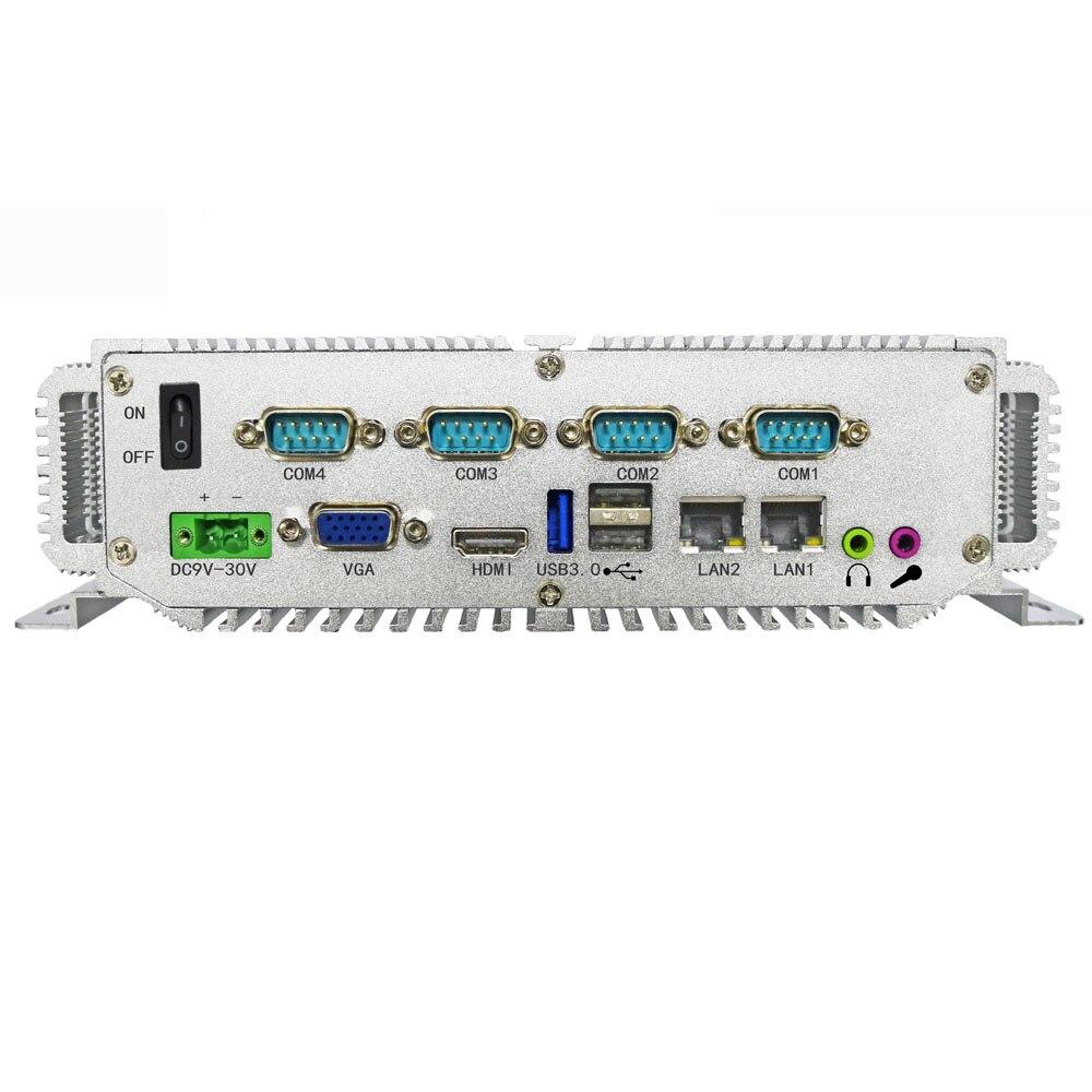 Cheap Price Industrial Computer 4GB Memory Capacity And J1900 Cpu Quad Core Intel Processor Brand Mini Pc
