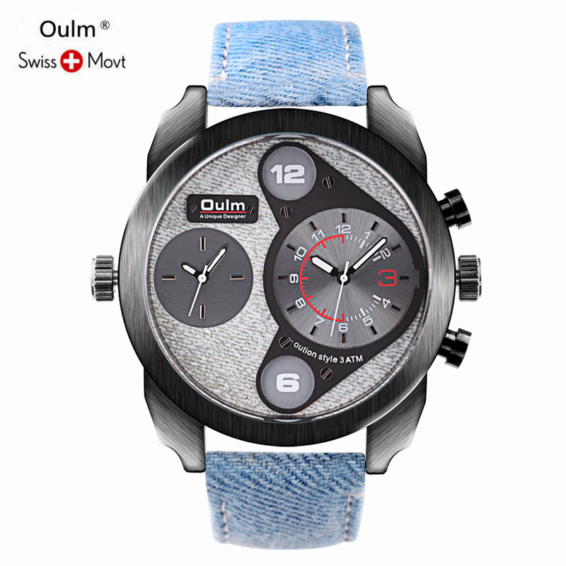 Oulm Relojes Top Luxury Brand Quartz Watch Men Casual Quartz-watch Stainless Steel Ultra Thin Clock Male New Relogio MasculinoOulm Relojes Top Luxury Brand Quartz Watch Men Casual Quartz-watch Stainless Steel Ultra Thin Clock Male New Relogio Masculino