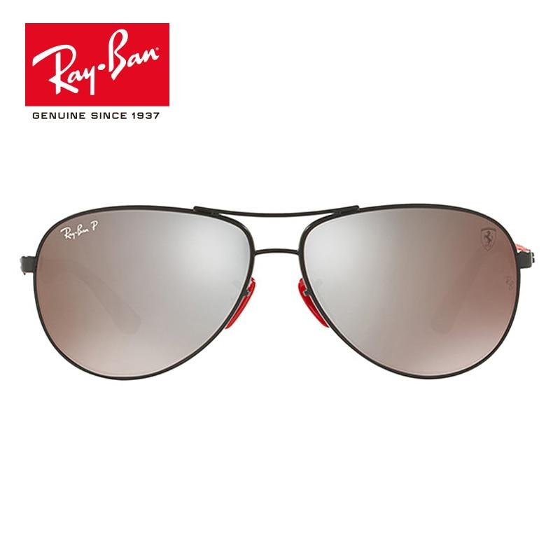039d460bfc Rayban Original Ferrari Series Limited HD Polarized prescription Sun Glasses  RB8313M F002 H2-in Hiking Eyewears from Sports   Entertainment on ...