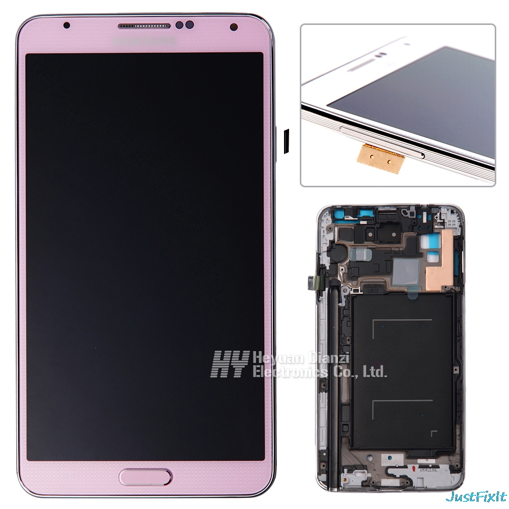 100 original Tested 5 7 For Samsung Galaxy Note 3 N9005 LCD Display With Touch Screen