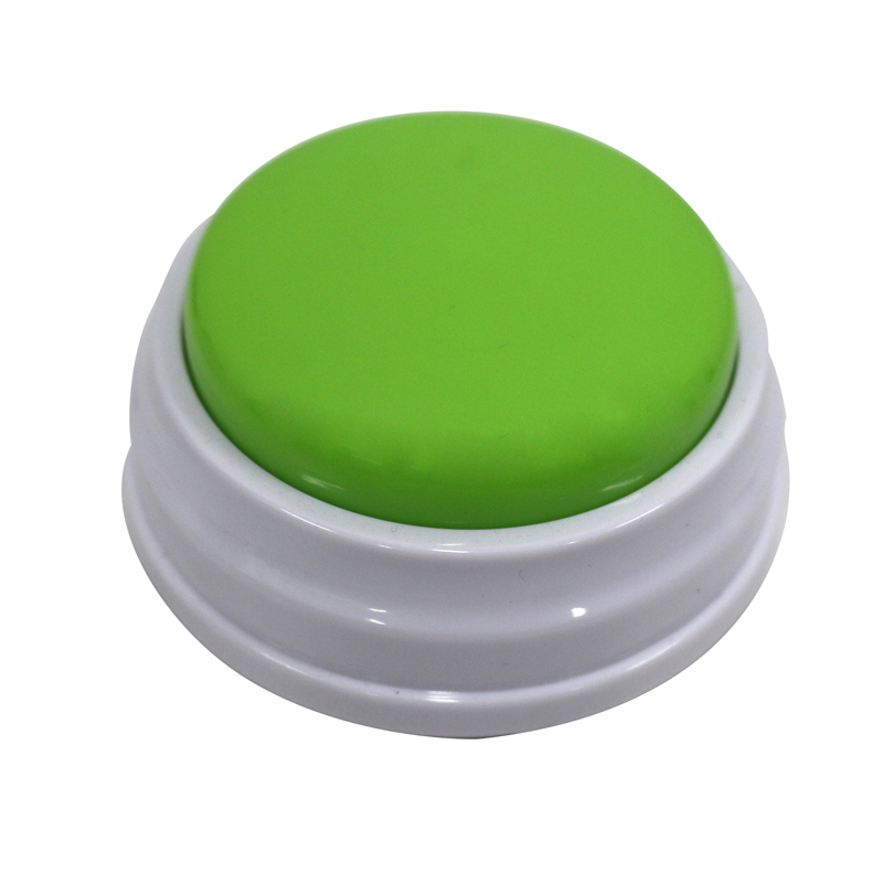 Record Sound Box Talking Button Answer Buzzers 30s Seconds Recordable M10