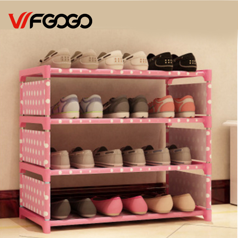 WFGOGO-Simple-Shoe-Cabinets-Ironwork-Multi-layer-Assembly-of-Shoe-Rack-with-Modern-Simple-Dustproof-Shoe-Cabinet-50cm-Hight-3