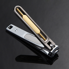 1 PC Nail Scissors Stainless Steel Nail Clippers Quality Finger Nail Clippers Professional Manicure Nail Cutter