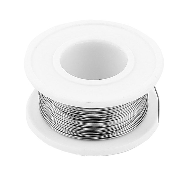 UXCELL Draht 0,4 Mm 26 Gauge Awg 131.23Ft Rolle Widerstand ...