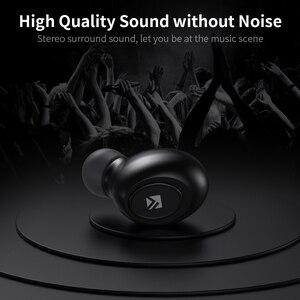Image 5 - Floveme Bluetooth Headphones 5.0 Tws Stereo Wireless Earphone Mini Bluetooth Headset With Mic Charging Box For Xiaomi mi Phone