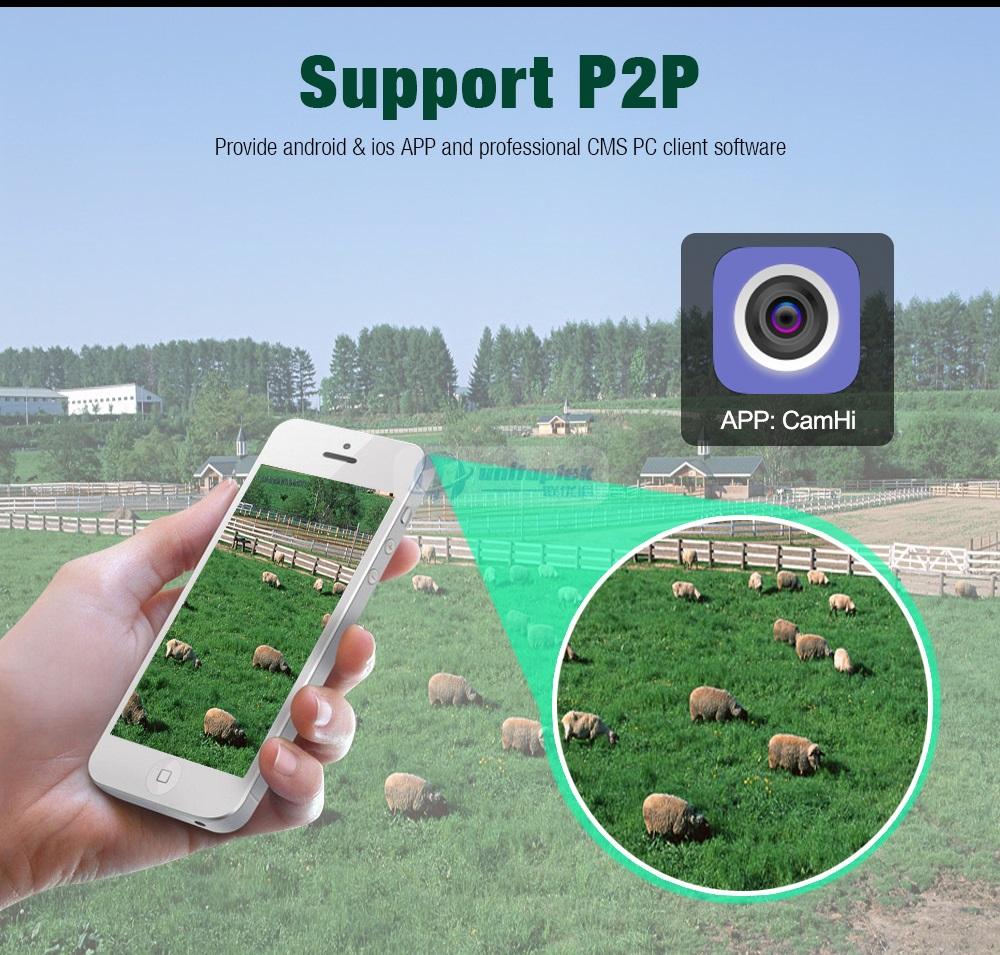 02 P2P Wifi IP Camera