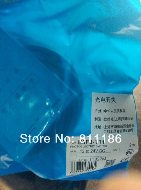 1pcs/lot  Photoelectric sensor E3F3-T11  is brand new , in stock. [zob] supply of new original omron safety door switch d4bs 35fs d4ns 4af substitute 2pcs lot