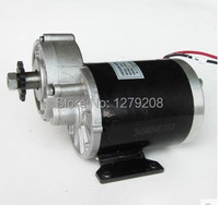 MY1020Z2 450W 36V Brushed Gear Decelerating Motor Electric Bicycle Motor Electric Motors For Bikes