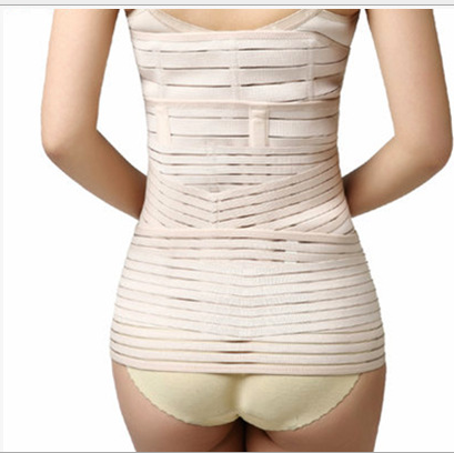 Après la grossesse abdominale vêtements Liant Ceinture De Maternité Post  Natal Élastique Post partum taille Soutien Du Ventre Bande dans Corsets ... 3d0a1bef743