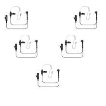 5pcs RETEVIS 2 PIN Covert Acoustic Tube Earpiece MIC for Motorola Radio GP88 300 2000 CT150 P040 PRO1150 SP10 XTN500 C9006A